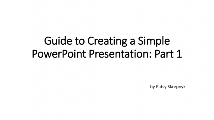 Guide-to-Creating-a-Simple-PowerPoint
